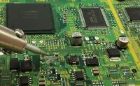 Rosin resins for soldering flux.