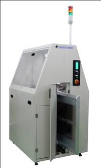 Sawa Ecobrid SC-AH100 Fully Automatic Low-VOC Stencil Cleaner.