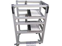 Siemens Feeder storage cart smt trolley for siemens X series feeder