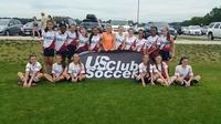 CHAOS Girls Soccer Team