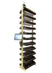 INOAUTO -Smart Stationary Stockroom Reel Racks