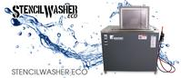 StencilWasher-ECO - Ultrasonic Stencil Cleaning System