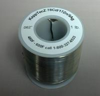 KappTecZ - High Temperature Solder for Dissimilar Metals