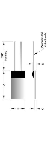 Thin Film RTD Element