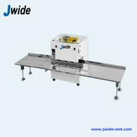 Multi-cut PCB V Cut separator for thick aluminum PCB
