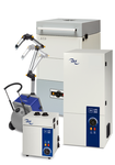 Fume extraction systems for air purification