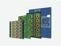 double and multi layer PCB for Military, Communication, Medical Equipment, Industry, Automobile