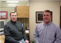 Walter Kintner, Jr. and Walter Kinter, III, from Kintner Equipment Corp.