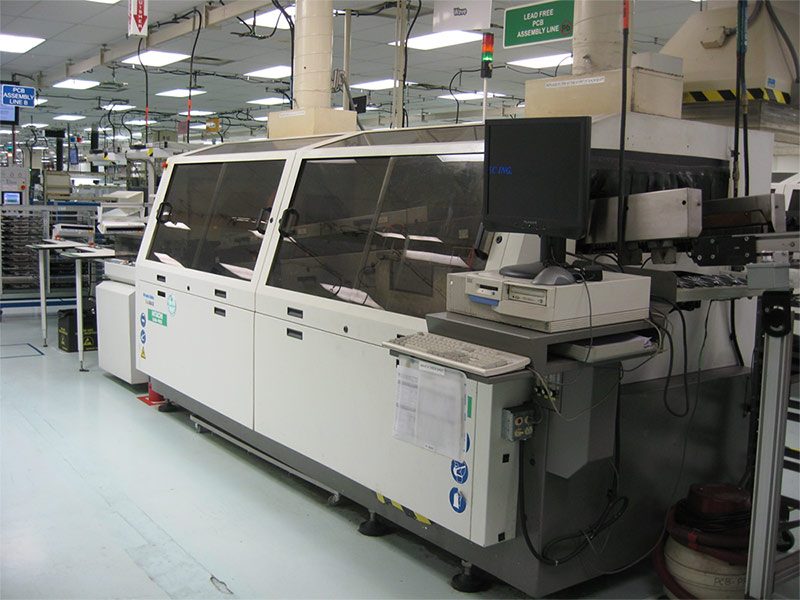 Used Smt Wave Soldering Machines