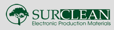 Surclean Electronic Production Materials
