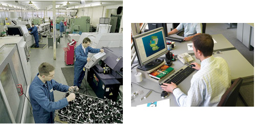 Opto mechanical product design services for Mechanical product design companies