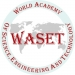 WASET - World Academy of Science, Engineering and Technology