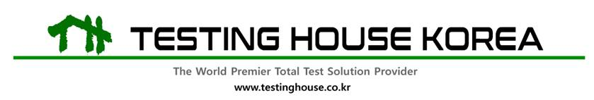 Testing House Korea Co.,Ltd